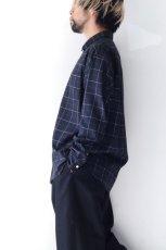 画像5: UNDECORATED / チェックシャツ (5)