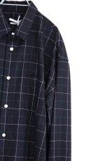 画像13: UNDECORATED / チェックシャツ (13)