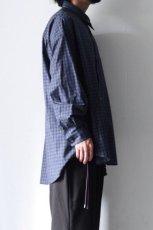 画像9: soe / チェックオーバーシャツ (9)