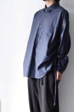 画像12: soe / チェックオーバーシャツ (12)