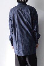 画像8: soe / チェックオーバーシャツ (8)
