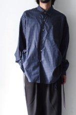 画像10: soe / チェックオーバーシャツ (10)