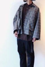 画像11: suzuki takayuki / ショールカラーシャツ (11)