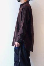 画像5: suzuki takayuki / ショールカラーシャツ (5)