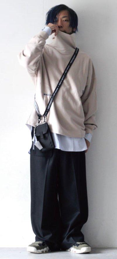 画像1: yoshio kubo GROUNDFLOOR / スクウェアバッグ