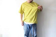 画像8: S I S E / ビッグポケットTシャツ (8)
