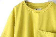 画像11: S I S E / ビッグポケットTシャツ (11)