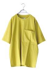 画像1: S I S E / ビッグポケットTシャツ (1)