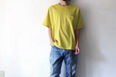 画像2: S I S E / ビッグポケットTシャツ (2)