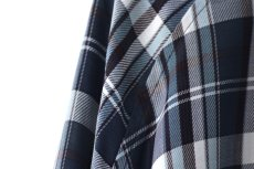 画像15: S I S E / バルーンチェックシャツ (15)
