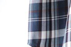 画像18: S I S E / ロングチェックシャツ (18)
