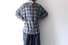 画像11: S I S E / バルーンチェックシャツ (11)