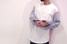 画像11: soe / ドッキングプルオーバーシャツ (11)