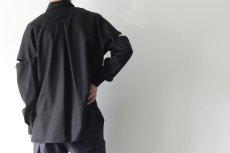 画像3: ETHOSENS / ボタンアップスリーブシャツ (3)