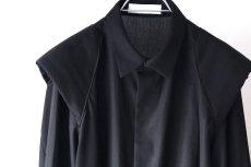 画像15: ETHOSENS / ショルダーパッドシャツ (15)