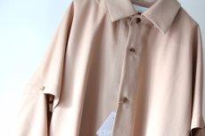 画像19: ETHOSENS / ボタンアップスリーブシャツ (19)