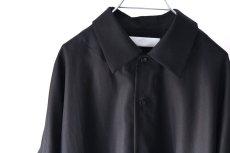 画像15: ETHOSENS / ボタンアップスリーブシャツ (15)