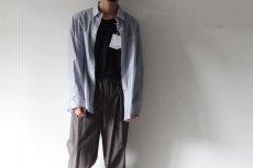 画像9: yoshio kubo GROUNDFLOOR / ストライプシャツ (9)