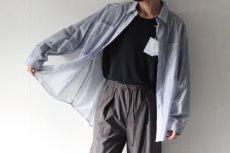 画像11: yoshio kubo GROUNDFLOOR / ストライプシャツ (11)