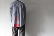 画像6: yoshio kubo GROUNDFLOOR / ストライプシャツ (6)