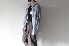 画像10: yoshio kubo GROUNDFLOOR / ストライプシャツ (10)