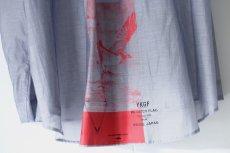 画像16: yoshio kubo GROUNDFLOOR / ストライプシャツ (16)