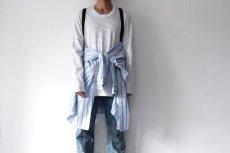 画像14: TENDER PERSON / オーバーサイズシャツ (14)