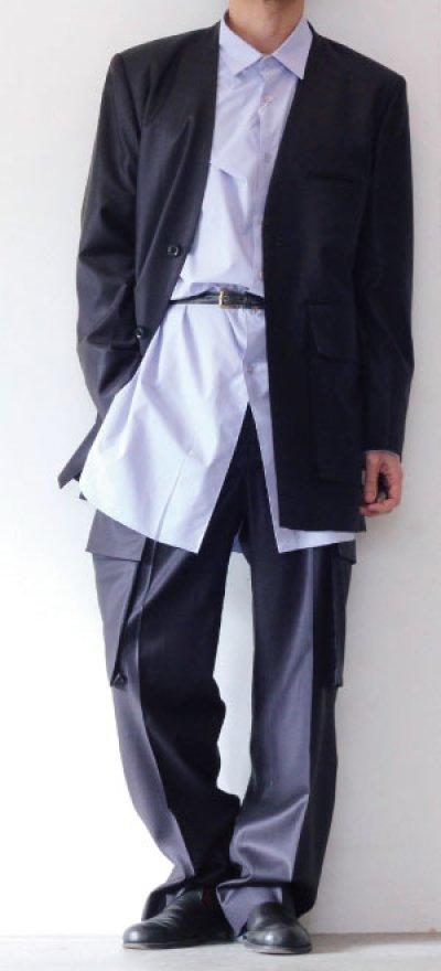 画像2: soe / ロングシャツ