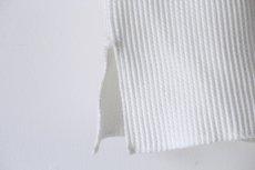 画像14: UNDECORATED / ビッグワッフルTシャツ (14)