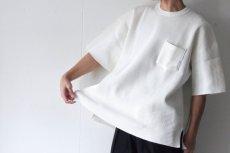 画像5: UNDECORATED / ビッグワッフルTシャツ (5)
