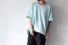 画像3: Licht Bestreben / ポンチョTシャツ (3)