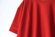 画像12: soe / ラウンドヘムTシャツ (12)
