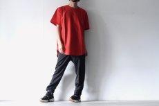 画像2: soe / ラウンドヘムTシャツ (2)