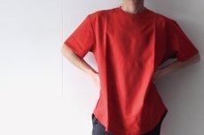 画像10: soe / ラウンドヘムTシャツ (10)