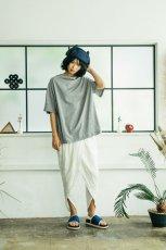 画像2: STOF / リラックスネックTシャツ (2)