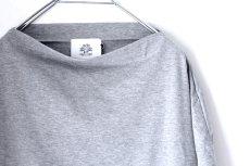 画像12: STOF / リラックスネックTシャツ (12)