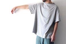 画像10: STOF / リラックスネックTシャツ (10)
