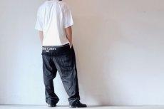 画像2: yoshio kubo GROUNDFLOOR / フリンジテープTシャツ (2)