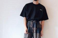 画像13: yoshio kubo GROUNDFLOOR / フリンジテープTシャツ (13)