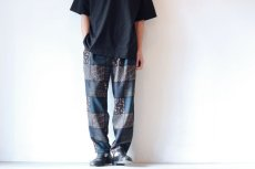 画像2: yoshio kubo GROUNDFLOOR / 総柄パンツ (2)