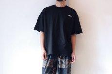 画像4: yoshio kubo GROUNDFLOOR / フリンジテープTシャツ (4)