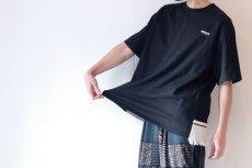画像12: yoshio kubo GROUNDFLOOR / フリンジテープTシャツ (12)