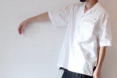 画像5: yoshio kubo GROUNDFLOOR / フリンジテープシャツ (5)
