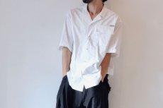 画像11: yoshio kubo GROUNDFLOOR / フリンジテープシャツ (11)