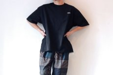 画像6: yoshio kubo GROUNDFLOOR / フリンジテープTシャツ (6)