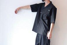 画像4: yoshio kubo GROUNDFLOOR / フリンジテープシャツ (4)