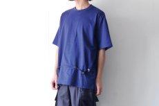 画像9: ETHOSENS / ロープベルトTシャツ (9)