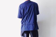 画像5: ETHOSENS / ロープベルトTシャツ (5)