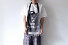 画像12: yoshio kubo GROUNDFLOOR / ネットトートバッグ (12)
