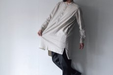 画像6: suzuki takayuki / プルオーバーシャツ (6)